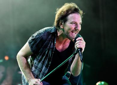Pearl Jam Concert