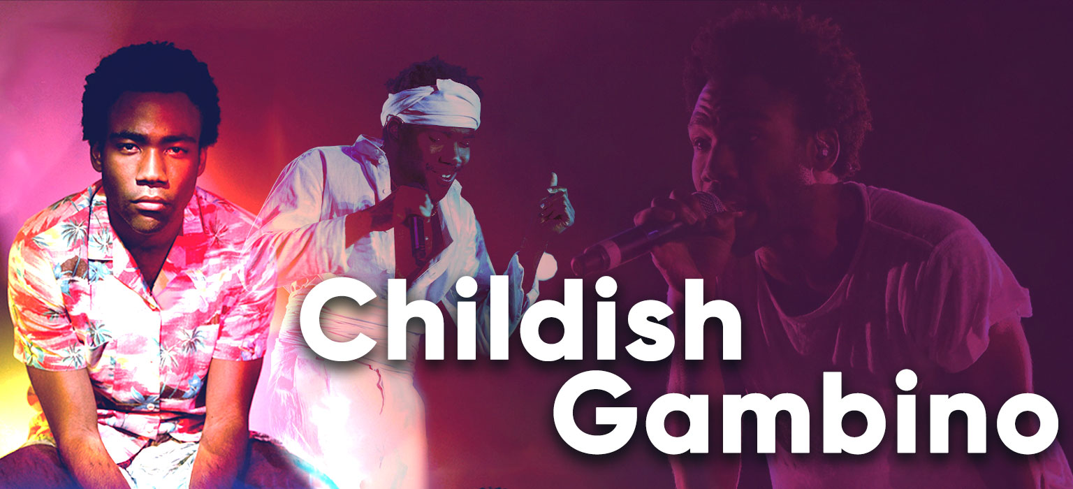 Childish Gambino Ticket