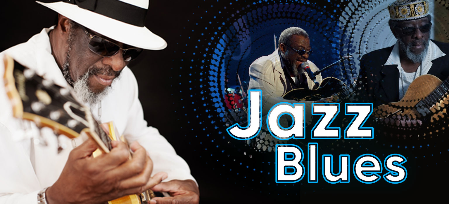 Jazz & Blues Tickets