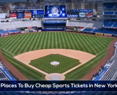 5 Places To Buy Cheap Sports Tickets in New York
