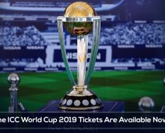The ICC World Cup 2019 Tickets Are Available Now