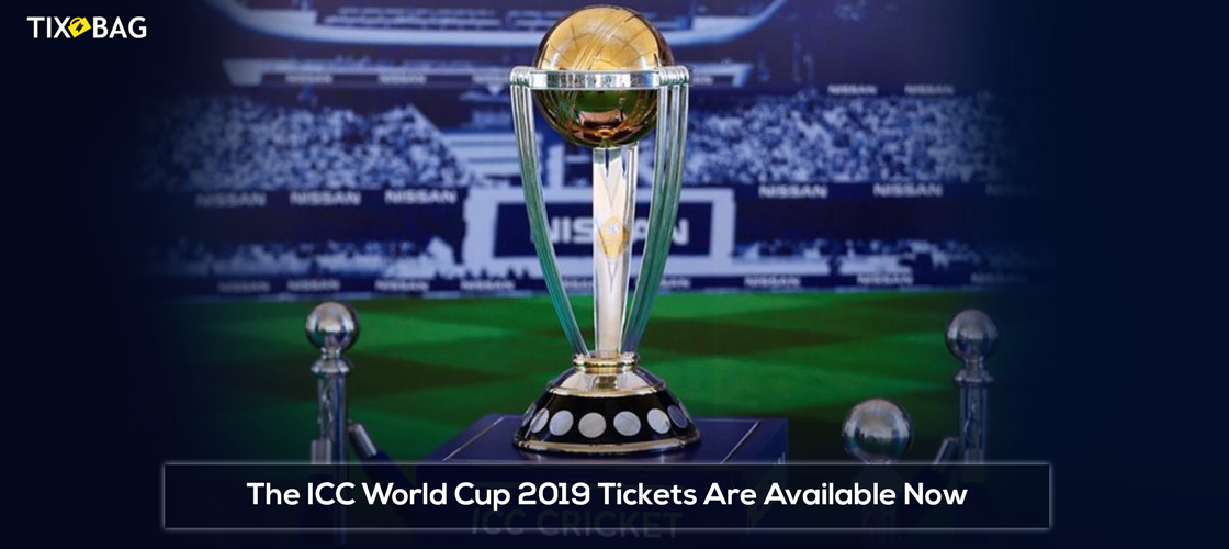 ICC World Cup 2019 Tickets