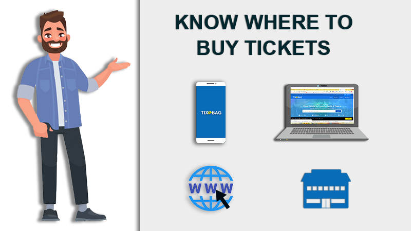 Know Where To Buy Tickets