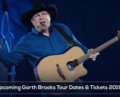 Garth Brooks Tour Dates