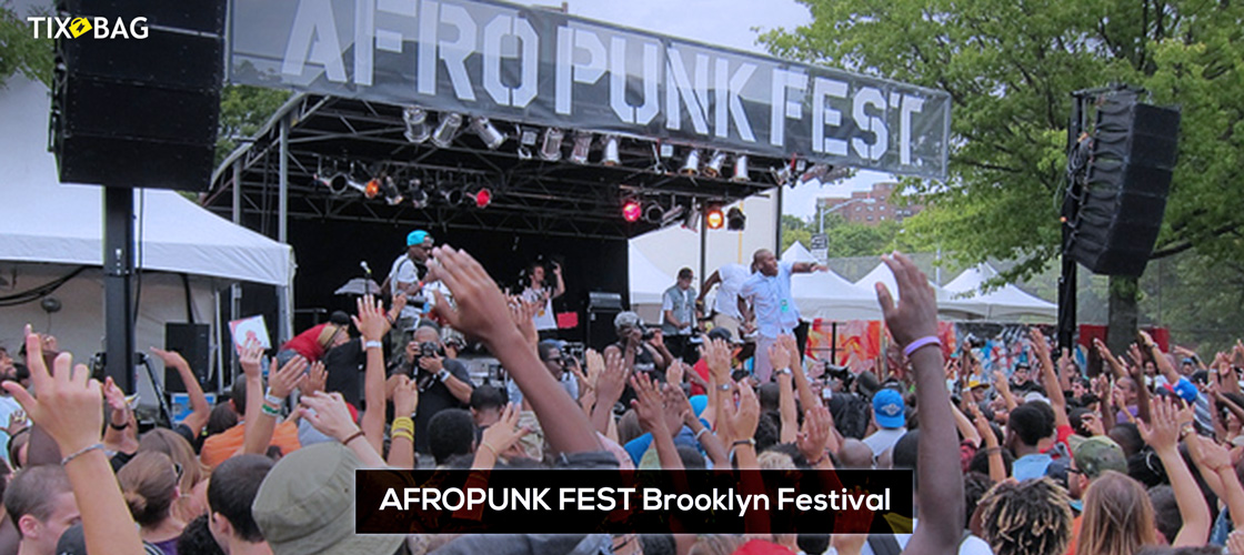AFROPUNK FEST Brooklyn Festival Tickets
