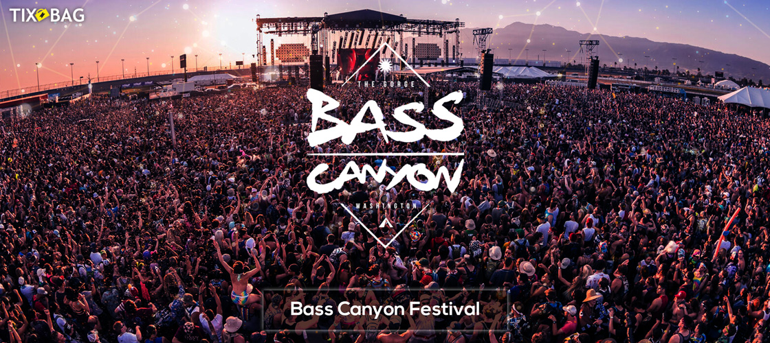 Bass Canyon Festival Tickets