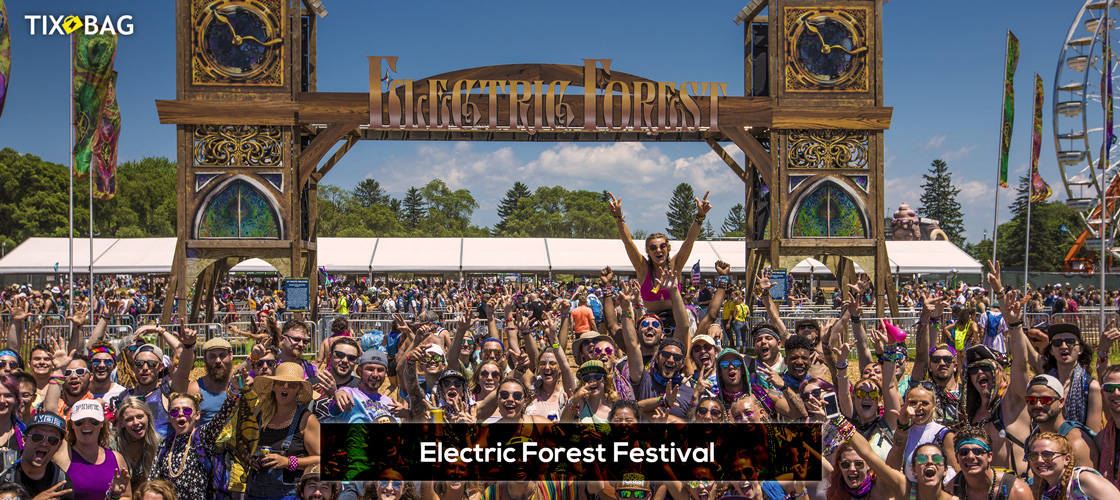 Electric Forest Festival Tickets