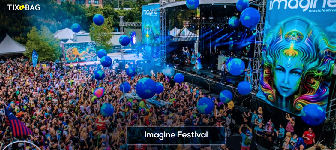 Imagine Festival Tickets