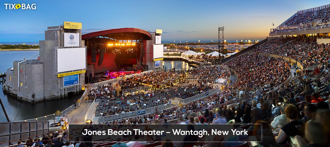 Jones Beach Theater Tickets