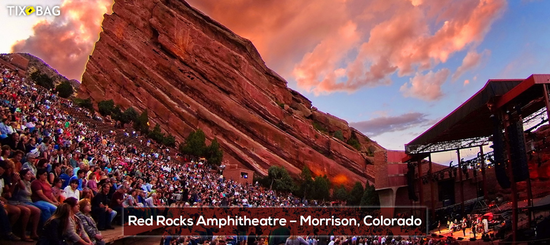 Red Rocks Amphitheatre Tickets