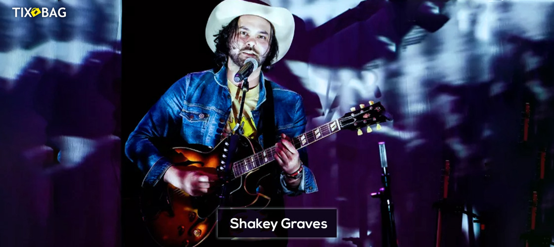 Shakey Graves Tickets